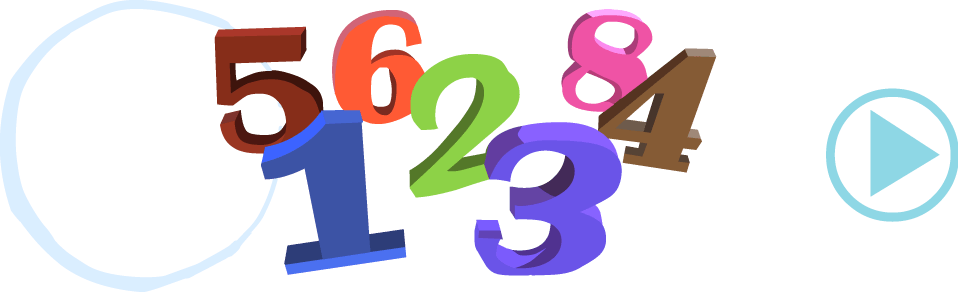 Learn Polish numbers 1-12. Wordlist with audio and fun game